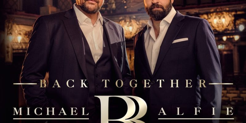 The Forum 'BACK TOGETHER' – MICHAEL BALL & ALFIE BOE