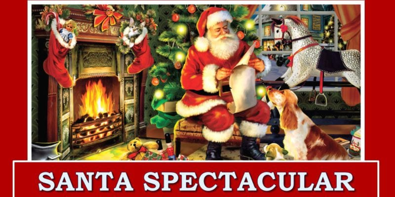 The Forum SANTA SPECTACULAR – TOM ROLFE PRODUCTIONS